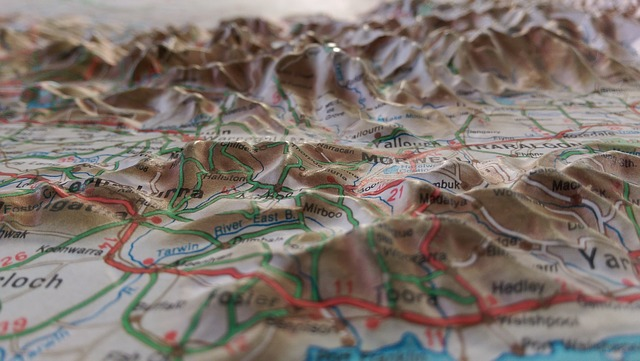 מפה טופוגראפית